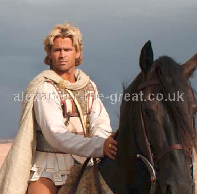 Alexander - The Costumes - Alexander Movie